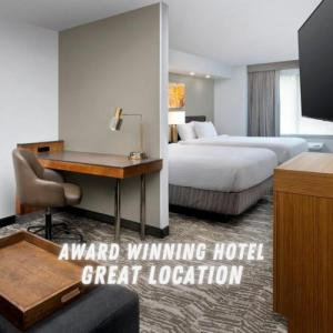 Hotels near Cornelius Pass Roadhouse - SpringHill Suites by Marriott Portland Hillsboro