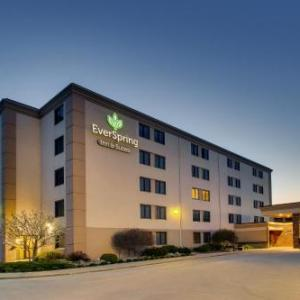 Bismarck Event Center Hotels - EverSpring Inn and Suites - Bismarck