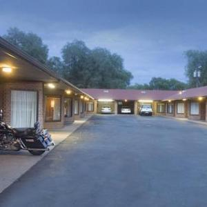 Black Sheep Colorado Springs Hotels - Stagecoach Motel Colorado Springs