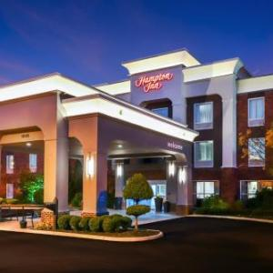Hotels near National Trail Raceway - Hampton Inn Heath-newark Oh