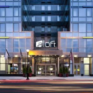 Hotels near Roulette Brooklyn - Aloft Brooklyn