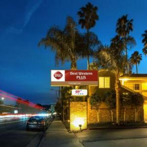 Woodley Park Van Nuys Hotels - Best Western Plus Carriage Inn