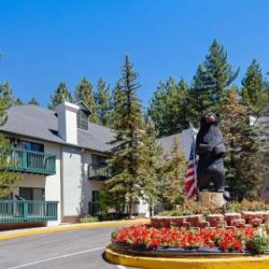 The Cave Big Bear Hotels - Best Western Big Bear Chateau