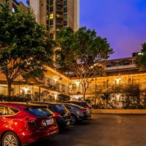Hotels near Copley Symphony Hall - Best Western Cabrillo Garden Inn