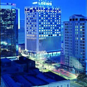 Hotels near New Orleans Convention Center - Loews New Orleans Hotel