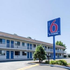 Motel 6-Centralia WA