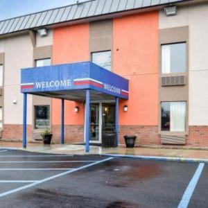 Motel 6-Toledo OH