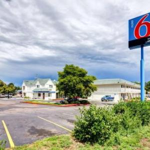 Motel 6-Wheat Ridge CO - West - Denver North