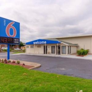 Motel 6-Norfolk VA