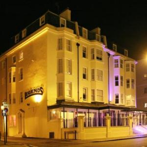 Hotels near Chalk Brighton - Legends Hotel