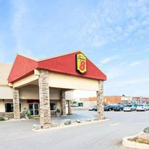 Cambridge Newfoundland Club Hotels - Super 8 by Wyndham Cambridge/Kitchener/Waterloo Area