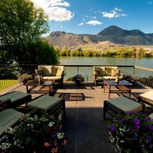Colombo Lodge Kamloops Hotels - Riverland Inn & Suites