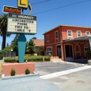 Hotels near Coyote Creek Golf Club - Budget Inn Morgan Hill