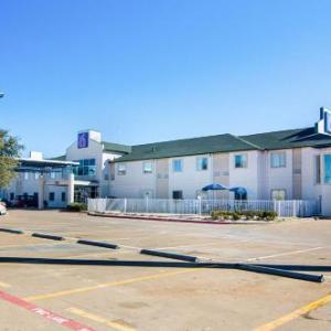 Motel 6-Terrell TX
