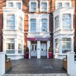 Hotels near Bush Hall - Saba Hotel London
