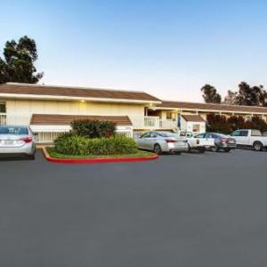 Motel 6-Livermore CA
