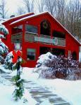 Stockbridge Massachusetts Hotels - Shaker Mill Inn