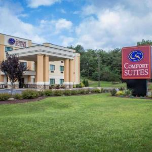 Hotels near Christy Mathewson Memorial Stadium - Comfort Suites Lewisburg