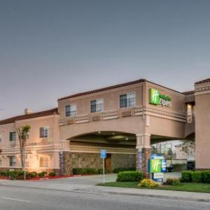 Holiday Inn Express Santa Clara