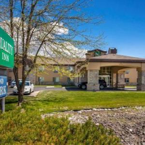 Hotels near Dee Glen Smith Spectrum - Comfort Inn Logan