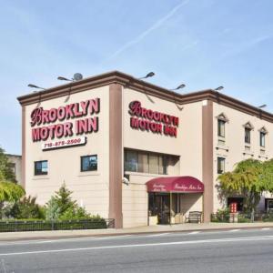 Hotels near Pioneer Works Brooklyn - Brooklyn Motor Inn
