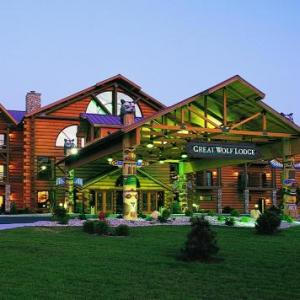 Great Wolf Lodge - Wisconsin Dells Wi