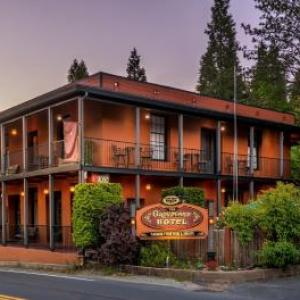 Hotels near Westside Pavilion Tuolumne - The Groveland Hotel