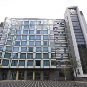 Hotels near Gullivers Manchester - Holiday Inn Express Manchester City Centre Arena