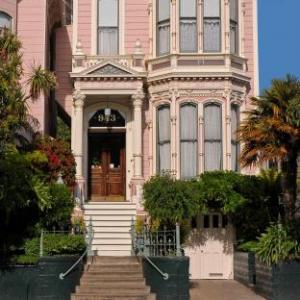 Women's Building San Francisco Hotels - Inn San Francisco - Bed And Breakfast