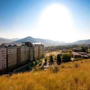 Thompson Rivers University Hotels - Residence & Conference Centre - Kamloops