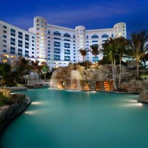 Bergeron Rodeo and Davie Arena Hotels - Seminole Hard Rock Hotel & Casino Hollywood