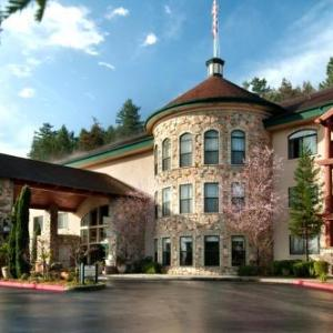 Roaring Camp Railroads Hotels - Hilton Santa Cruz / Scotts Valley