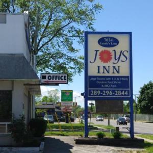 Canadas Best Value Inn Niagara Falls