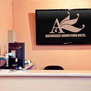 Hotels near Discovery Theatre Anchorage - Anchorage Downtown Hotel