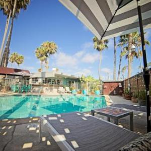 Hotels near Java Joe's San Diego - Ocean Villa Inn