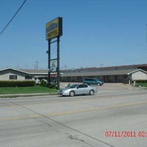 Hotels near Adams County Fairgrounds Hastings - Rainbow Motel Hastings
