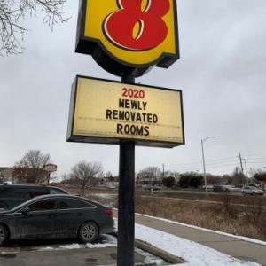 Hotels near Bank of Colorado Arena - Super 8 by Wyndham Greeley