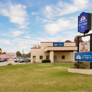Liberty Theater Murphysboro Hotels - Americas Best Value Inn-West Murphysboro/Carbondale