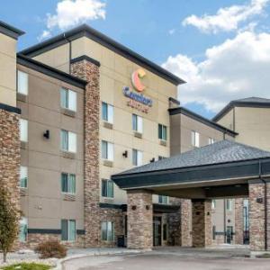 SaskTel Centre Hotels - Comfort Suites Saskatoon