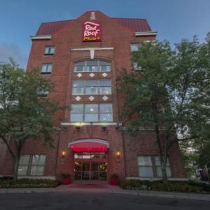 Hotels near Express Live! Columbus - Red Roof Plus Columbus Downtown