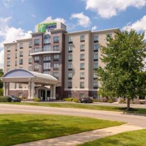 Westerville Central High School Hotels - Holiday Inn Express & Suites Columbus Polaris Parkway