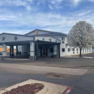 Super 8 by Wyndham Amarillo Central TX