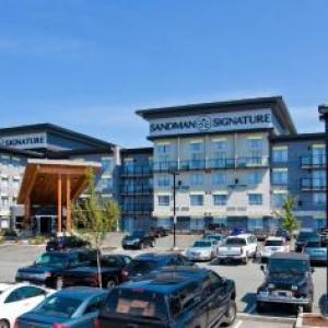 Hotels near Langley Events Centre - Sandman Signature Langley Hotel