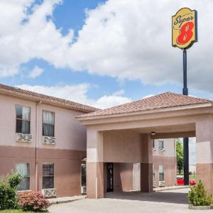 Super 8 By Wyndham Harrisburg