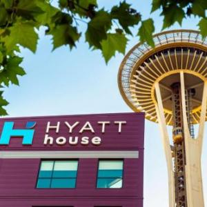 Hotels near Pacific Science Center - Hyatt House Seattle Downtown