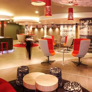 The Jazz Cafe Camden Hotels - ibis London Euston Station - St Pancras International