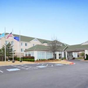 Hilton Garden Inn Tulsa Airport