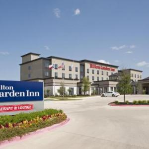 Alliance Airport Hotels - Hilton Garden Inn Fort Worth Alliance Airport
