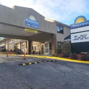 Days Inn Airport Best Road GA, 30337