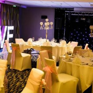 Hotels near Knebworth Park - Novotel Stevenage